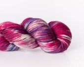 """Merino Fingering Weight Sock Yarn Thanks for Mutton """"Never too Late"""""""