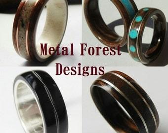 Custom Bentwood Ring Remake
