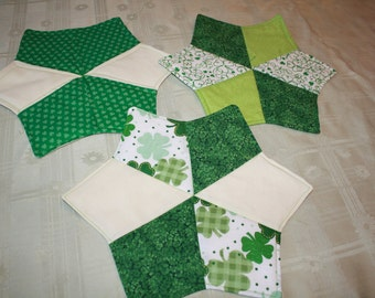 St Patty Table Mat's