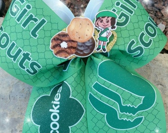 Girls Scouts Bows