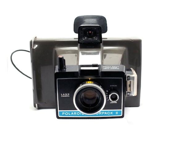 polaroid colorpack ii land camera instant camera vintage rangefinder camera from. Black Bedroom Furniture Sets. Home Design Ideas