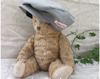 Baby Newsboy Cap, Paperboy Cap, Paperboy Hat, Newsboy Hat, Driver Cap