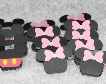 Mickey/Minnie Party Favor Bags