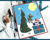 Doggy Advent Calendars by Monster Cravings