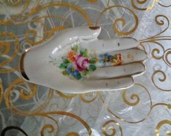 Porcelain cup,French cup ,Limoges porcelain