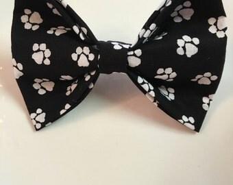 Dog collar Christmas, Dog collar bow, Dog accessories