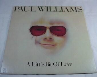 Paul Williams - A Little Bit Of Love - 1974
