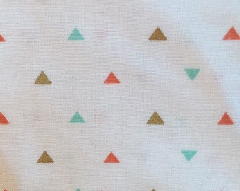 Tiny Triangles Crib Sheet