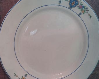 C.P. Co. China (Crown Pottery) Dinner Plate