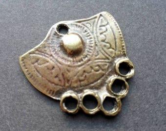 Bronze Plated Zamak Jewelry Findings, Bronze Chandelier Findings,  Earrings Components,Earrings Findings