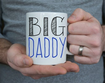 Big Daddy | Fathers Day | For Him | Birthday Gift