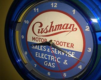 Cushman Scooter Etsy