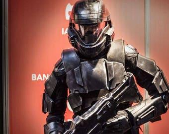 Halo ODST Armor Cosplay - EVA Foam Custom Costume