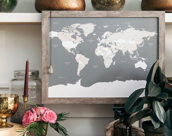 """WANDERER'S MAP TM 