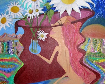 Blossoming Vision
