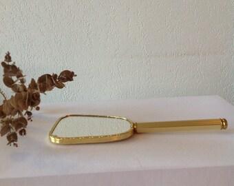 Hand mirror / Hand mirror