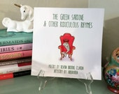 The Green Sardine & Other Ridiculous Rhymes - whimsical animal-themed children's book