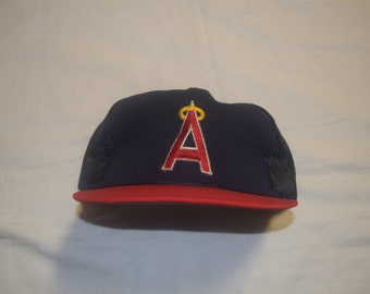 Vintage LA Los Angeles Angels Youngan Snapback