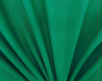 "Upholstery Fabric, Green Fabric, Quilt Material, Sewing Fabric, Dress Fabric, 44"" Inch Cotton Fabric By The Yard ZBC7557C"
