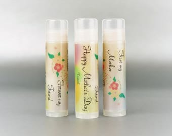 Personalized. Mother's Day Gift. Lip Balm