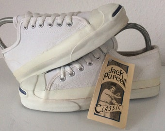 1980s MADE in U.S.A JACK PURCELL Converse Vintage Sneakers