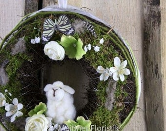 "Door wreath ""real Scha(r)f"""