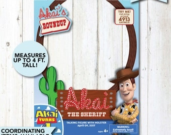Personalized Toy Story Photo Frame