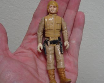 Vintage LUKE SKYWALKER Bespin Star Wars Action Figure (1980)