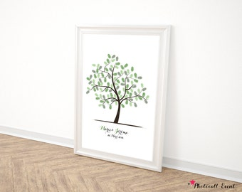 Custom fingerprint tree