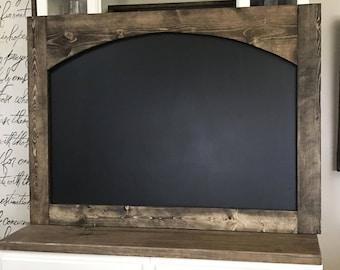 large framed chalkboard 4 ft wide x 3 ft tall custom chalkboard farmhouse style