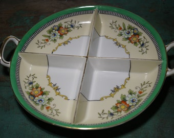 Noritake Roseara Relish Tray