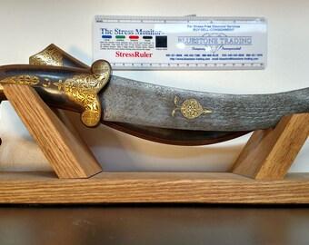 Damascus Khanjar (Dagger) S#2