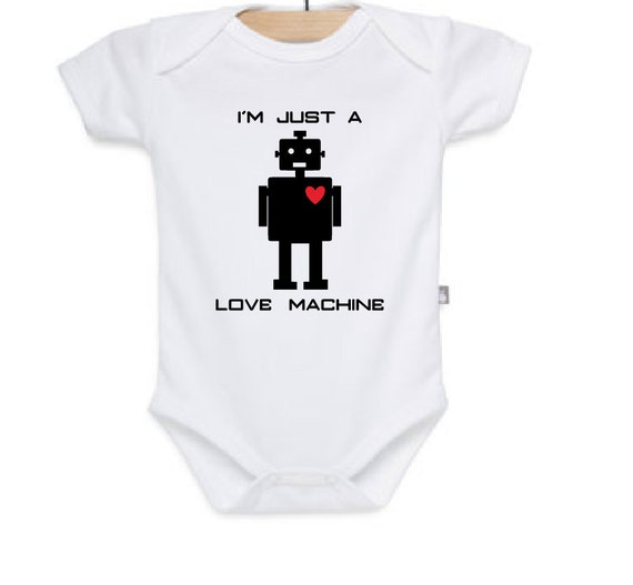 I Just Love This House: I'm Just A Love Machine. Valentine. Toddler Shirt. Baby
