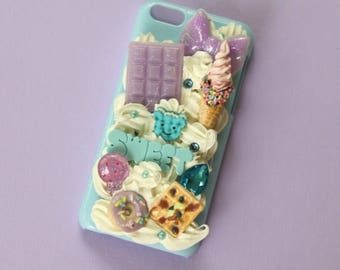 iPhone 5c Sweets Decoden case
