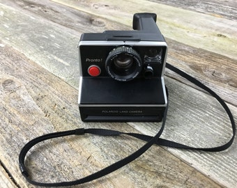 Polaroid Pronto Camera