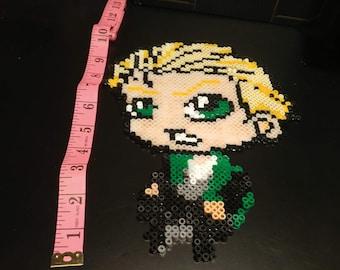 Pixel Art Draco Malfoy