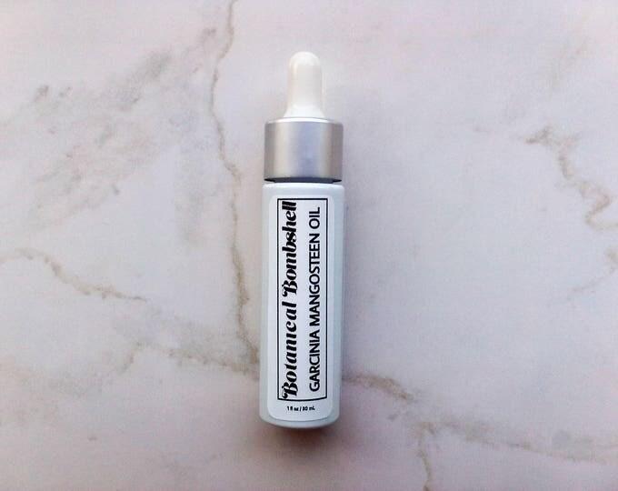 Mangosteen Fruit Seed Oil / Garcinia Mangostana Facial Oil 1 fl oz / 30 mL