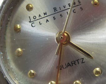 C- 30 Vintage Watch  Joan Rivers collection
