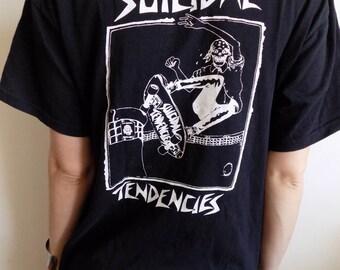 FREE SHIPPING! Suicidal Tendencies T-shirt