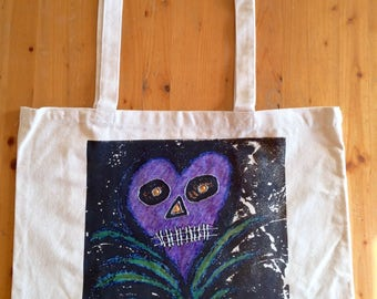 The Dark Heart Tote