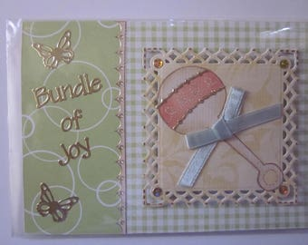 Handmade Card for Baby