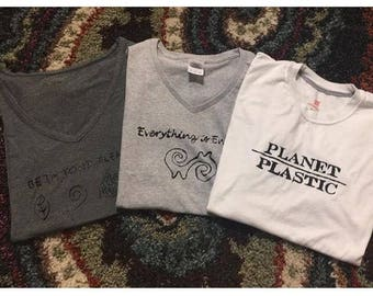 Hand Painted T-shirts
