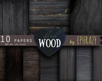 30% OFF AND MORE. Dark wood paper. Wood digital paper. Wood background. Wood backdrop. Old wood digital paper. Wood paper. Wood texture.