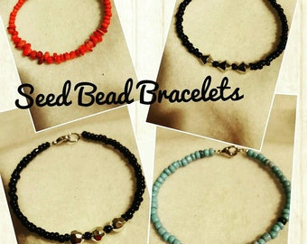Seed Beads Bracelets
