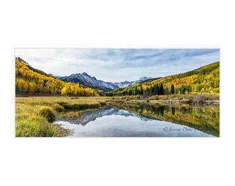 Autumn Photography, Fall Photography, Mountain Photography, Colorado Photography, Landscape Photography, Mountain Landscape, Fine Art Photo