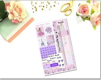 It's My Birthday Mini HP Monthly Kit