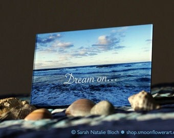Photo display * dream on *.