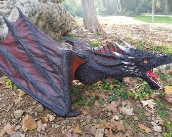 Game of Thrones Drogon replica