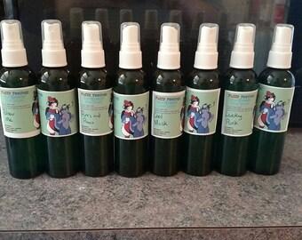 Body Splash Fragrance Spray