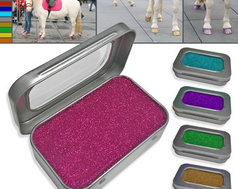 Equifashion Deluxe Glitter Healing Hoof Oil Balm - 75ml